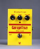 Visual Sound Chainsaw Distortion GarageTone系列失真效果器